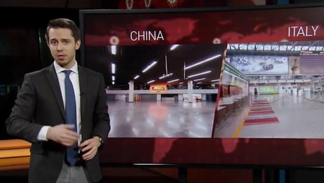 """俄媒諷刺部分西方媒體:當初批評中國抗疫措施 現在全被""""打臉"""""""