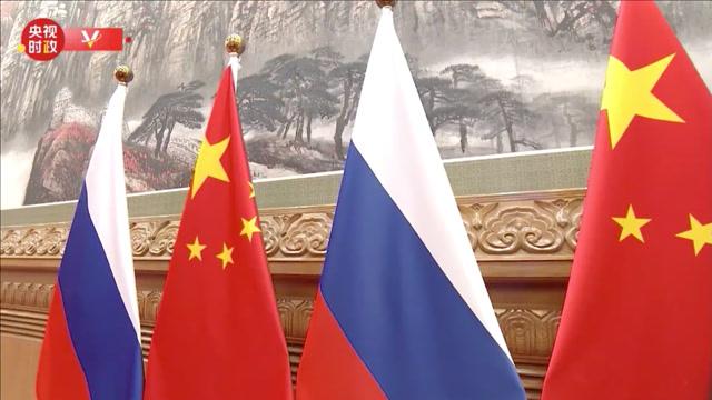 """中俄元首视频会晤, """"老朋友""""普京发来亲切问候"""