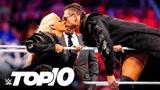 十大WWE情侣入场!一起感受万众瞩目狗粮糊脸的酸爽