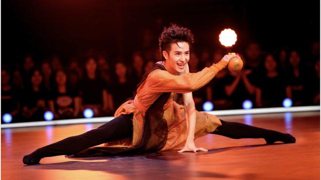 純享版:張翰 民族民間舞《醉憶生聲》