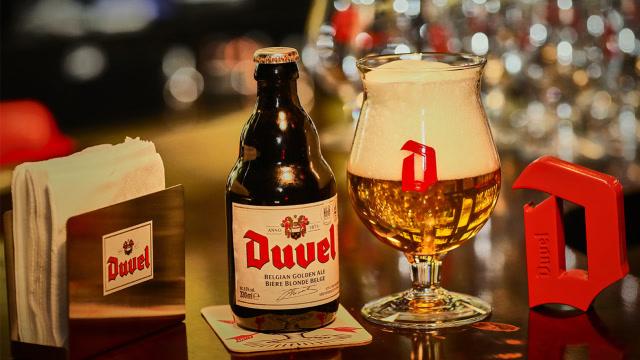 Duvel督威啤酒 - 屬於起風酒的天台時間