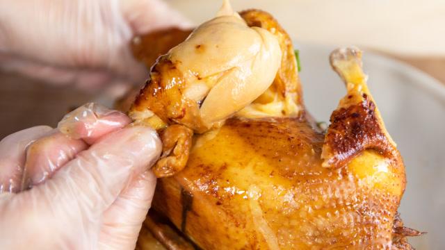 電飯煲就能做的祕製烤雞,秒殺奧爾良烤雞!