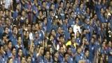 现场实拍:申花赛前播报首发球员,特维斯&波耶特遭全场球迷狂嘘