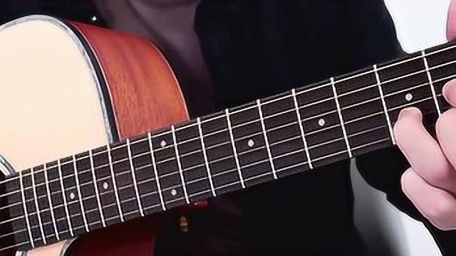 《年少有为》吉他弹唱教学公众号