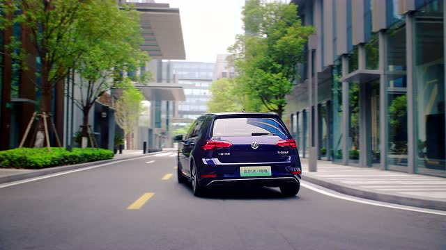 大衆汽車e-GOLF