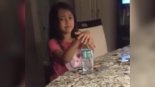 8歲女孩哭訴脫單太難:我不知道怎麼找老公