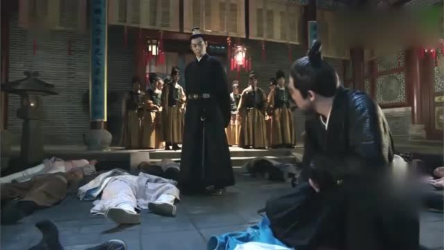 朱高煦杀光老婆孩子,静静等着朱瞻基来收账,让人唏嘘
