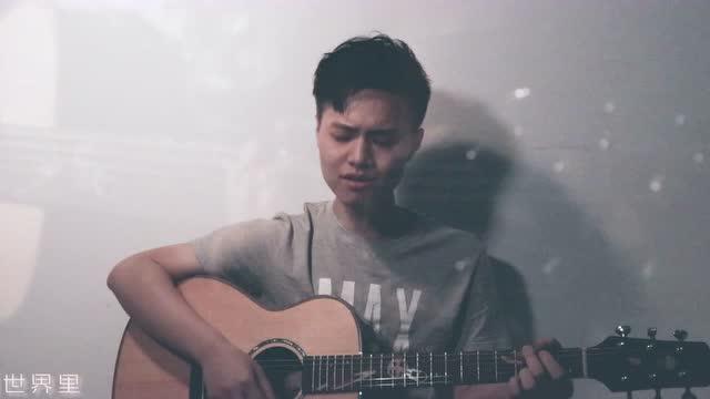 《念想》 易烊千玺/《少年的你》情感曲-吉他弹唱翻唱-大树音乐屋