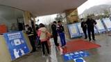 探贵州开学第1天:学生专用通道间隔3米,体温异常者进观察室