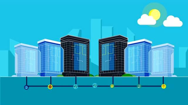 微軟物聯網解決方案賦能智慧建築