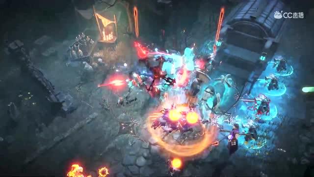 《暗黑破壞神:不朽》全新CG亮相暴雪嘉年華