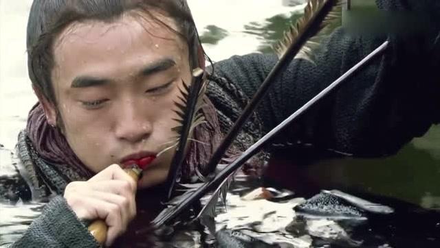 水浒传:张顺送信被乱箭射死,宋江大怒,下令对准涌金门万箭齐发