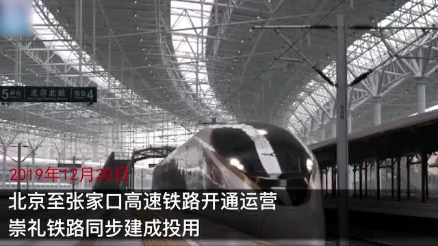 從京張鐵路到京張高鐵