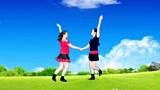 《等不到的爱》双人对跳时尚动感