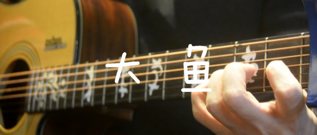 「吉他弹唱入门系列教程」第二十九集-「大鱼」周深