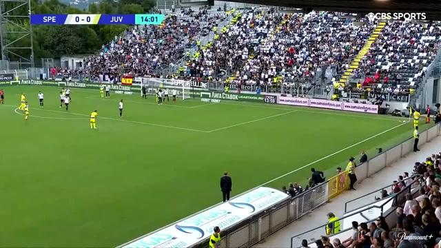 小基恩建功,尤文3-2斯佩齐亚获联赛首胜 #搜龙体育