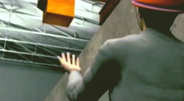 吊车勾钢丝断裂,指挥工人不幸被炽热的钢水吞没 (119播放)