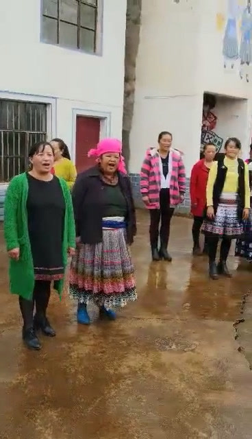 雲南少數民族合唱團,多聲部美聲唱法