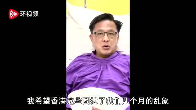 何君堯:差點致命,7月已收到死亡威脅