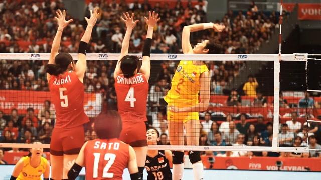 东京奥运会排球测试赛倒计时3天!一起为中国女排加油!