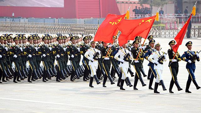 【全程回顧】慶祝中華人民共和國成立70週年大閱兵