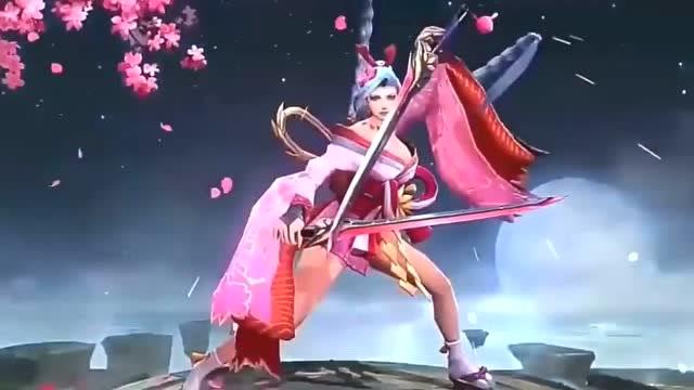 王者荣耀:宫本武藏的老婆
