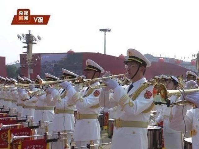 最強背景音樂丨軍樂團演奏《人民軍隊忠於黨》