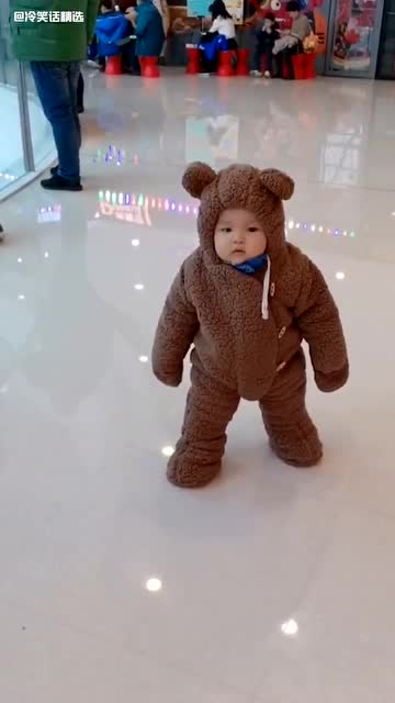 人類的幼崽最可愛的時候,寶寶太可愛了
