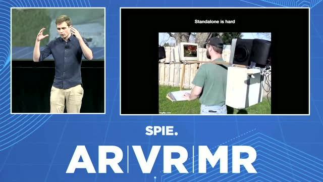 【青亭網】LYNX-R1 VR一體機發佈會視頻