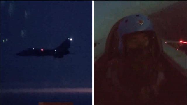 生死竞速!战机高空停车骤降千米,飞行员却拒绝跳伞……