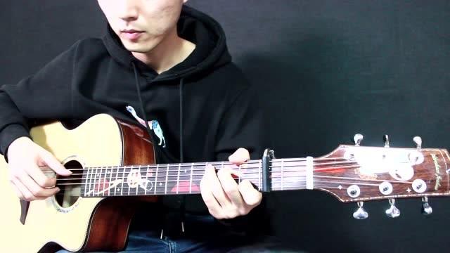 亚伯拉罕星语心愿1.0面单板吉他评测试听 蔡宁 靠谱吉他乐器