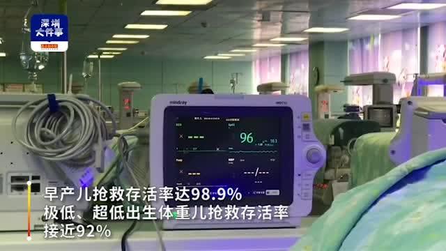 深圳這位母親誕下雙龍雙鳳四胞胎,全球概率僅0.0001%