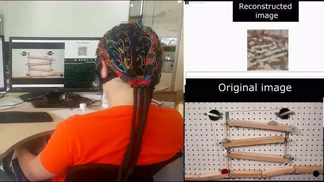 神經網絡實時「讀取」大腦畫面