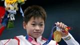 恭喜全红婵上榜福布斯 14岁成中国体育新顶流