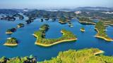 浙江湖北千湖岛好美