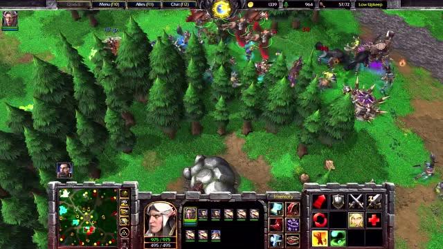 《魔獸爭霸3:重製版》遊戲試玩演示