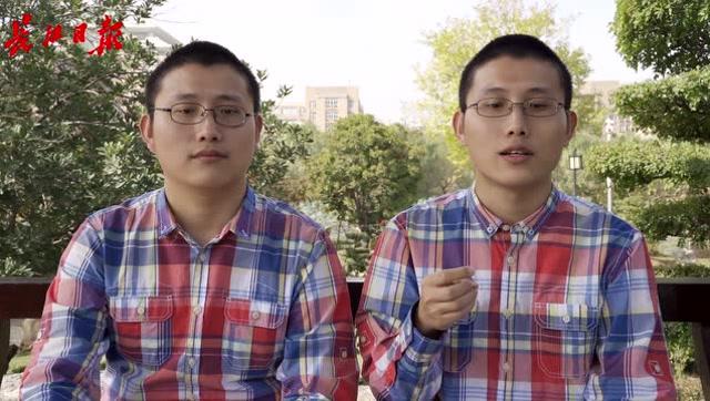 人生贏家!雙胞胎兄弟一起被保送華科直博,連清華offer都拒了