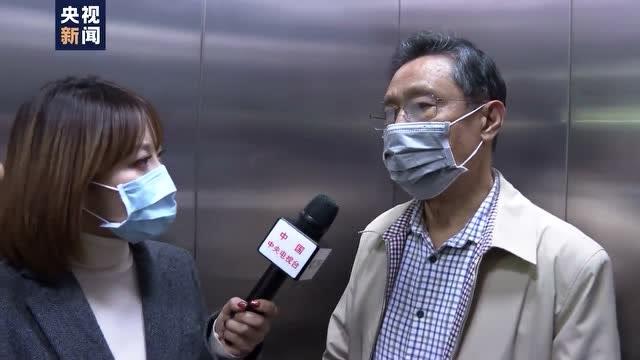 總檯央視記者獨家採訪鍾南山院士 迴應病毒糞口傳播風險問題