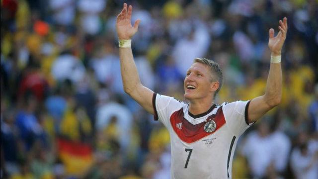 回忆世界杯德国葡萄牙巅峰对决,C罗菲戈也难以抵挡德国战车