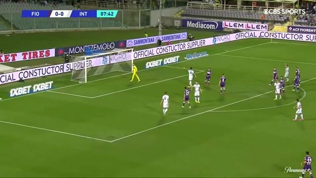 哲科佩里西奇破门,国米3-1逆转佛罗伦萨 #搜龙体育