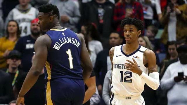 【原聲】1日NBA十佳球 莫蘭特暴力空接鮑威爾隔扣莊神
