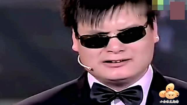 盲人程家家真牛 苏有朋,赵薇都为他叫好,太牛了!