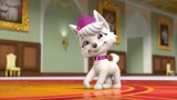 汪汪队立大功:一只宠物狗还梦想着夺取皇冠成为女王,不自量力