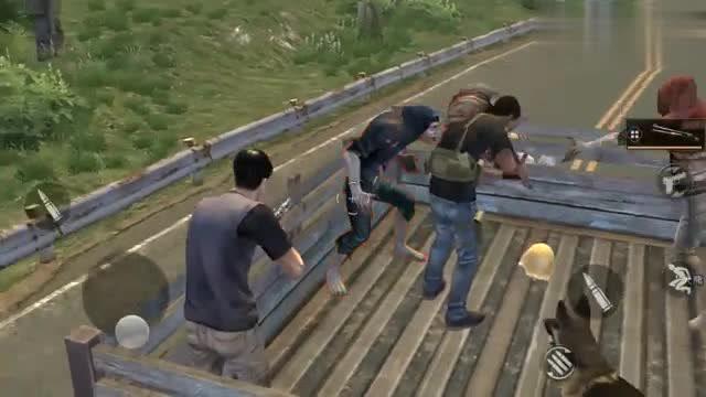 手机游戏《明日之后》成群结队的丧尸,我们要如何清除他们