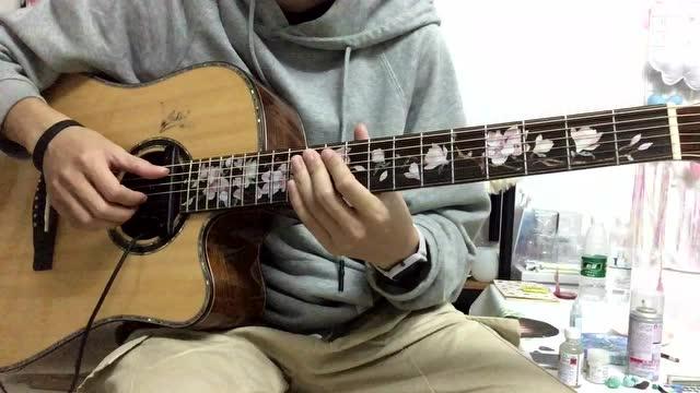 吉他中级班80号学员评价