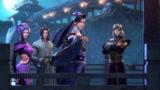 天行九歌盖世英雄,剑客持剑天涯,女神惊艳天下!