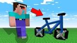 我的世界43:在游戏里最小的儿童车,能跑的最快吗?
