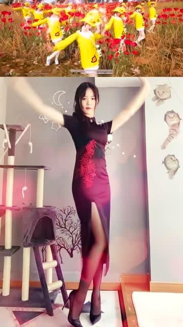 和平精英:小黄鸭甜心舞,爱心发射!海报剧照