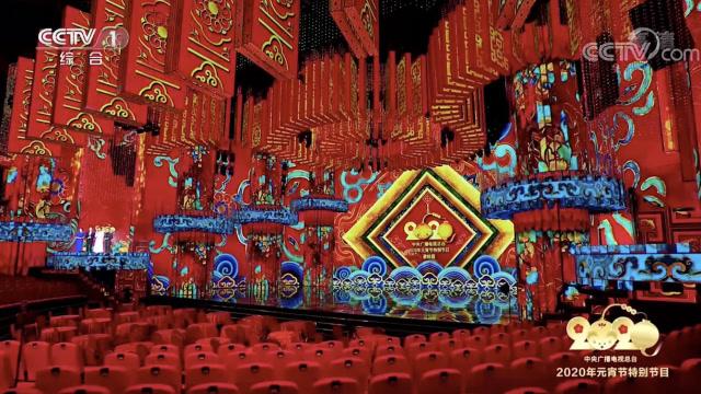 元宵晚會觀衆席空無一人,但參演者心中裝滿千家萬戶!