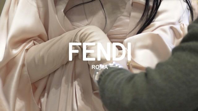 Fendi 2020 FW 廣告短片
